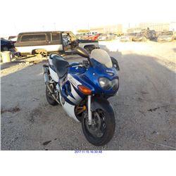 2004 - SUZUKI GSX 600F