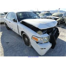 2007 - FORD CROWN VICTORIA // TX TITLE