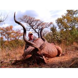 Discounted 5 Day Eastern Cape Hunting Safari Package/5 day,5 Animals,4 Star Lodge 55,000 acres