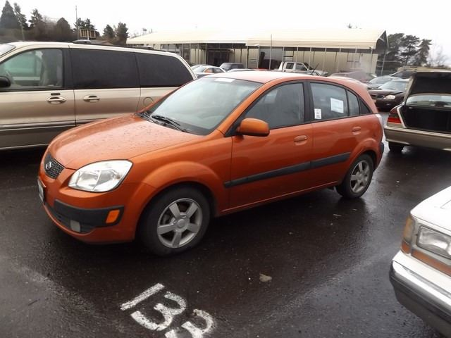 2006 Kia Rio5 Speeds Auto Auctions