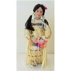 Native American Plains Doll