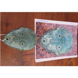 Dogon Mask w/Report-COA