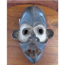 African Dan Mask
