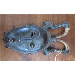 African Baule Wood Mask