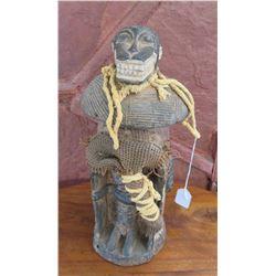 African Baule Statue