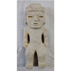 White Teotihuacan Figure