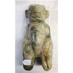 Large Jade Chinese Human Figure