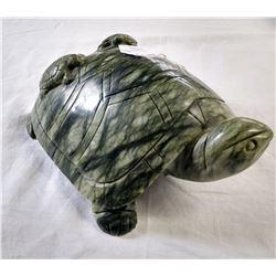 Large Chinese Jade Turtle
