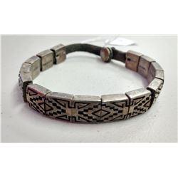 Navajo S.S. Ankle Bracelet