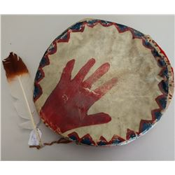 Plains Indian Drum