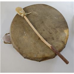 Plains Drum & Stick