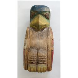 NWC Carved Eagle