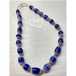 Rare Chevron Beads