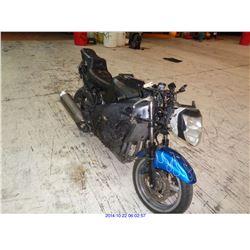 2001 - YAMAHA YZF-R6
