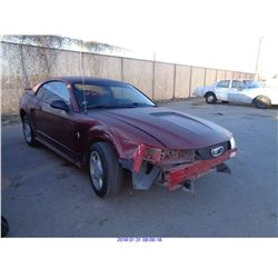 2002 - FORD MUSTANG