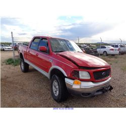 2002 - FORD F-150