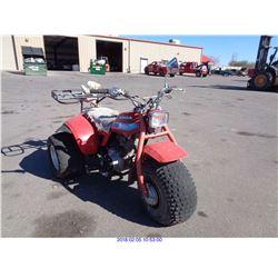 1982 - HONDA ATV