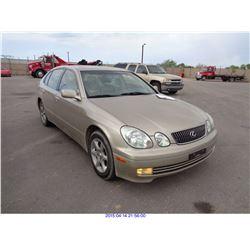 2001 - LEXUS GS300