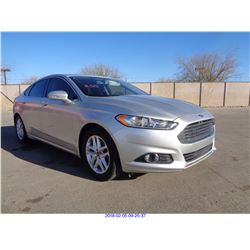 2013 - FORD FUSION // RESTORED SALVAGE