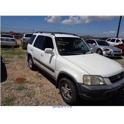 1999 - HONDA CR-V