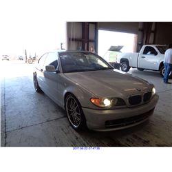 2004 - BMW 330CI