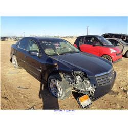 2005 - CADILLAC CTS // RESTORED SALVAGE