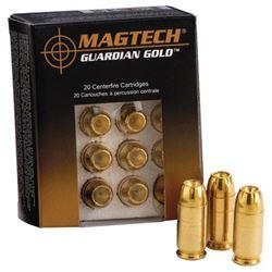 MAGTECH AMMO GOLD .357 MAGNUM 125GR. JHP 20-PACK