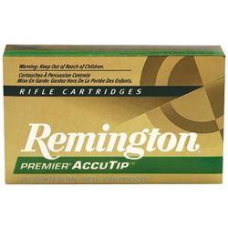 REMINGTON AMMO .17 REMINGTON 20GR. ACCU-TIP BT 20-PACK