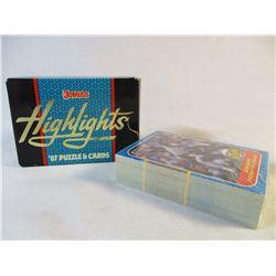 1987 Donruss Highlights Sealed Pack