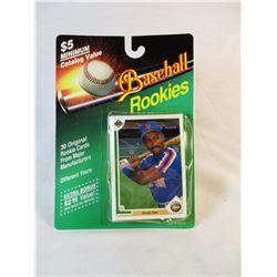1991 Upper Deck Baseball Rookies Pack 30 Cards NIP