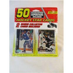 Hockey Star Cards Enor Sports NIP