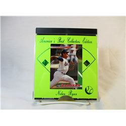 1994 Nolan Ryan 10 Card Collection Sealed from Americas Best Collectors Edition