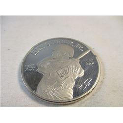 1989 - 1997 Ken Griffey Jr Career Statistics Coin Proof