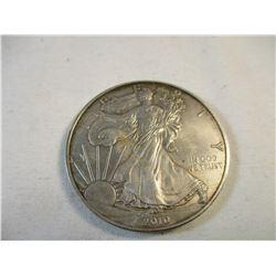 2010 Walking Liberty Coin