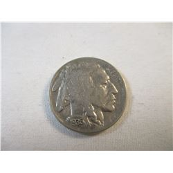 1936 Buffalo Nickel Great Detail