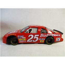 #25 Budweiser Ken Schrader 1 of 5004 1:24 Scale Die Cast Car