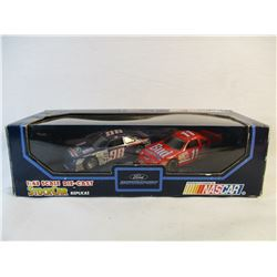 2 Car Die Cast 1992 Ford Motorsport #98 & #11 1:43 Scale NIB