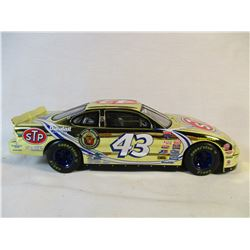 #43 Gold Chrome 1 of 4343 1:24 Scale Die Cast Thank You Firefighters Edition
