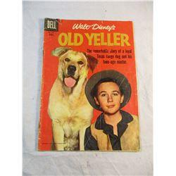 Walt Disney's Old Yeller Dell Comic No. 869 1957