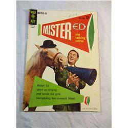 Mister Ed Gold Key August 1963 Comic