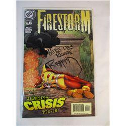 Firestorm No. 6 December 1994 Comic