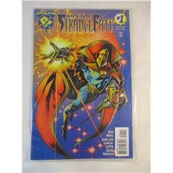Doctor Strange Fate #1 April 1996