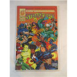Ultraverse the Strangers #3 1993