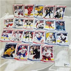 2013-14 O-Pee-Chee Rookie Marquee (Group of 21 Cards)