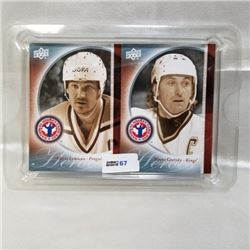 2011 Uppder Deck National Hockey Card Day Canada (2 Cards)