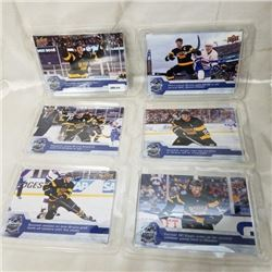 2016-17 Upper Deck Winter Classics (6 Cards)