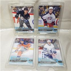 2016-17 Upper Deck Series One Hockey - Young Guns