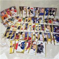 2014-15 Upper Deck - Master Pieces (62 Cards)
