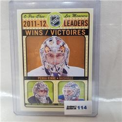 2012-13 O-Pee-Chee WINS / Victoires