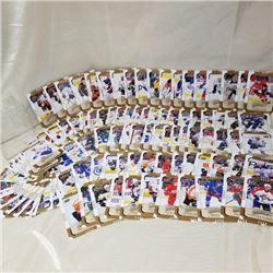 2015-16 Upper Deck MVP Hockey (100 Cards)